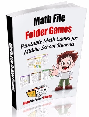 42 Printable Math Games