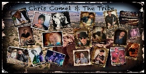 Chris Comet & The Tribe