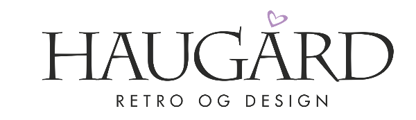 Haugård – Retro og Design