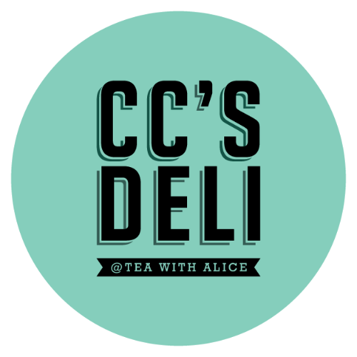 CCs Deli at Tea with Alice